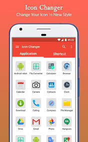 apk icon changer icon changer 1 0 apk android 4 1 x jelly bean apk tools