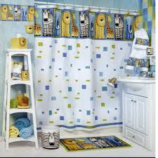 spacious kids bathroom sets furniture and other decor accessories
