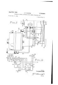 patent us2706994 pneumatic control apparatus with manual