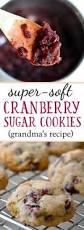 cranberry orange u0026 white chocolate cookies mydailymoment