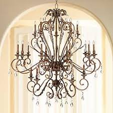 Chandeliers For Foyer Crystal Foyer Chandeliers Entryway Lighting Lamps Plus