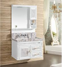 Pvc Vanity Bathroom Cabinet Factory U0026 Suppliers China Wholesale Bathroom