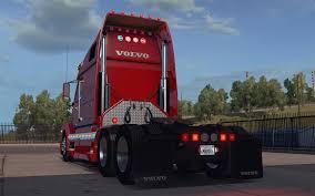 american volvo trucks volvo vnl 670 v 1 2 american truck simulator mods ats mods