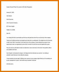 13 resignation and thank you letter bibliography apa
