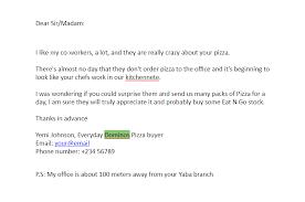 i wrote 100 companies asking for free stuff u2013 yemi johnson u2013 medium