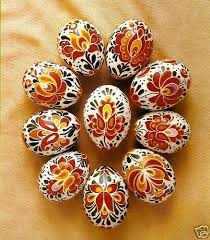 Easter Egg Decorations Ebay by 110 Best Painted Decorated Eggs Images On Pinterest Egg Art