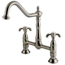 bridge kitchen faucets bridge faucets kitchen faucets the home depot