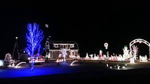 christmas lights in michigan nicol s christmas light extravaganza 2014 youtube