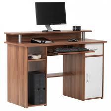A Computer Desk Wooden Office Desks Uk Office Large Computer Desk