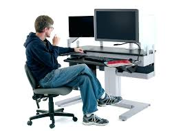 Ergonomics Computer Desk Best Ergonomics For Computer Desk Ergonomics For Standing Computer