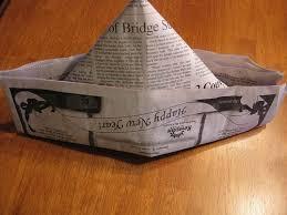 como hacer un sombrero de carton como hacer un sombrero de papel todo manualidades
