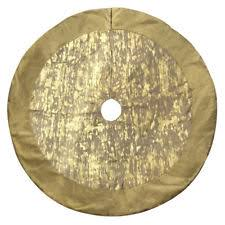 gold tree skirt gold christmas tree skirt ebay