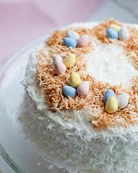coconut easter eggs easter coconut cake cafe johnsonia