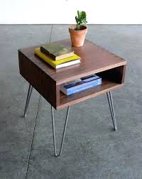 mid century modern accent table terrific mid century modern side tables excellent ideas and accent