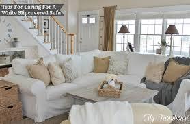 Ektorp Corner Sofa Slipcover by White Cotton Twill Sofa Slipcover Tags 52 Awful White Sofa
