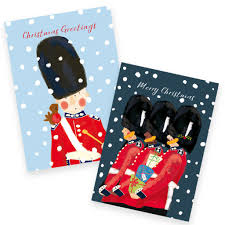 snowy guards cards pack of 10 help for heroes