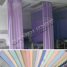 Cubicle Curtains With Mesh Formatrac Bendable Cubicle Track Hospital Cubicle Flame