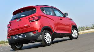 renault kuv mahindra kuv 100 2016 k6 petrol 6 str price mileage reviews
