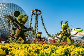 this week in disney parks photos epcot international flower