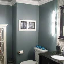 blue gray bathroom love this color future home pinterest blue