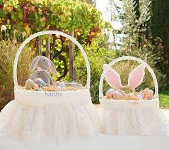 Pottery Barn Baskets With Liners Ombre Pearl Easter Basket Liners Pottery Barn Kids Easter