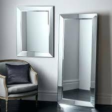 Frameless Bathroom Mirror Large Frameless Wall Mirrors U2013 Travelspots Info