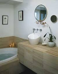 bathrooms decorating ideas bathroom decorating idea clean lines howstuffworks
