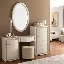 valdina cream high gloss maxi modular dressing table mirror