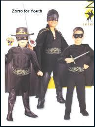 boy u0027s costumes from zorro to superheros