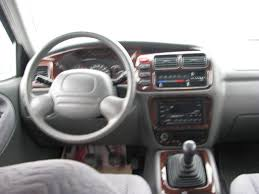 2002 suzuki grand vitara information and photos momentcar