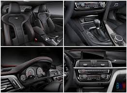Bmw M4 Interior 2018 Bmw M4 Coupe And Bmw M4 Convertible Facelift Bmw Redesign