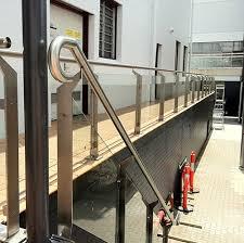 Stair Banister Glass Handrail U0026 Balustrade Sydney