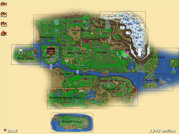 Map Quests Map Graal Online Wiki Fandom Powered By Wikia
