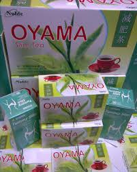 Teh Oyama aneka teh pelangsing teh oyama oyama slim tea