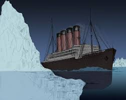 why didn u0027t the passengers of the titanic climb aboard the iceberg