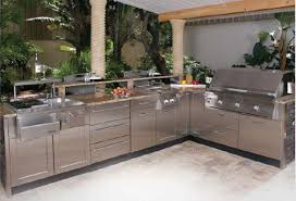 Outdoor Kitchen Cabinets How To Choose The Best Kitchen Cabinets For Outdoor Kitchen