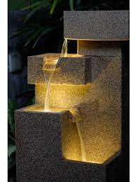 Garden Fountains And Outdoor Decor Square Sand Fountain Gardens Garden Fountains And Decor