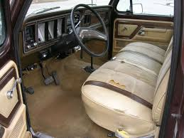 1979 Ford Truck Interior 1979 F250 Long Bed 4x4 Regular Cab Lariat Brown 79