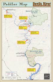 Colorado Bend State Park Map by Advanced 3 Day Paddling Trip Down Devil U0027s River In Texas Canoe