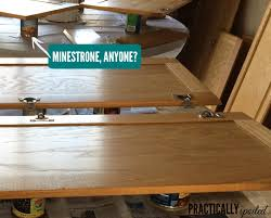 best clear coat for oak cabinets from to great a tale of painting oak cabinets