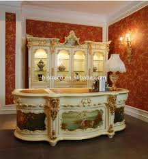 Hand Painted Bedroom Furniture by Bisini French Rococo Bedroom Furniture Full Length Mirror Classic