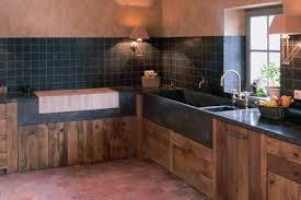 evier ancien cuisine bien choisir évier disposition matériaux nombre de cuves