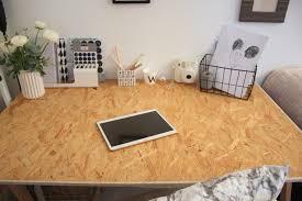bureau en osb un coin bureau emilie sans chichi