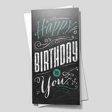 chalkboard birthday card chalkboard birthday card eimicke collection by cardsdirect