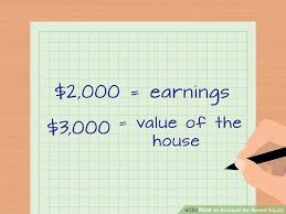3 ways to account for sweat equity wikihow