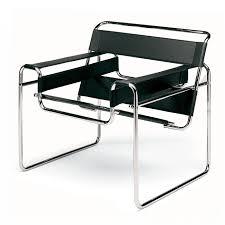 wassily poltrona sedia wassily breuer replica sedie design