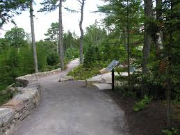 Boothbay Botanical Gardens by Coastal Maine Botanical Gardens Digging Ri