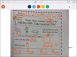 the best kindergarten schedule fitting it all in mrs wills