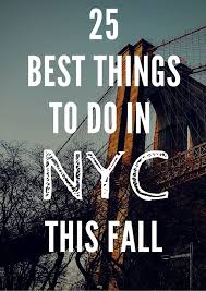 15 best things to do in nyc city wanderlust and buckets