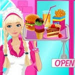 Barbie Room Game - barbie hair styles and dress up game